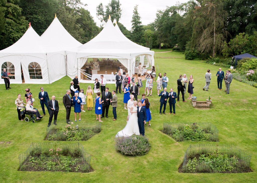 Real Weddings: Sara and Sam Hare